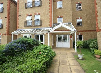 Thumbnail 2 bed flat for sale in Kingfisher Court, Draper Close, Isleworth