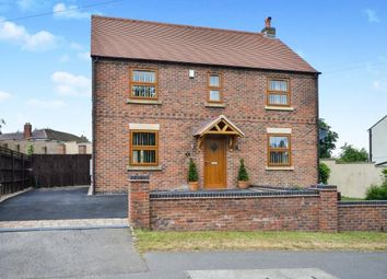 Thumbnail 3 bed detached house for sale in Main Street, Blidworth, Nottingham, Notts
