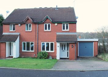 3 bed semi-detached house for sale in Greensward Close, Kenilworth CV8