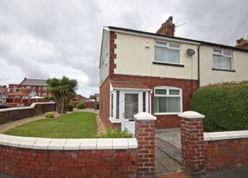 Thumbnail 3 bed end terrace house for sale in The Crescent, Crossens, Southport