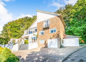 Thumbnail 5 bed detached house for sale in The Gables, Hillside Road, Hastings