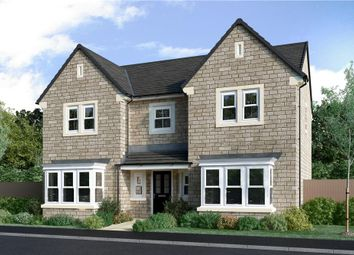 "Thumbnail 5 bed detached house for sale in ""Thames"" at Windmill View, Scholes, Holmfirth"
