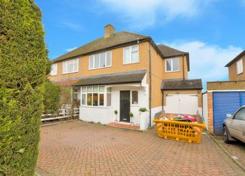 Thumbnail 4 bed semi-detached house for sale in Green Lane, St.Albans