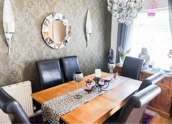 Thumbnail 3 bed semi-detached house for sale in Dellburn Street, Motherwell