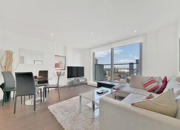 Thumbnail 1 bed terraced house for sale in Pan Peninsula, West Tower, London