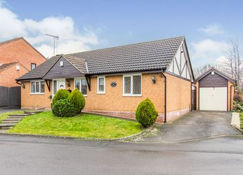 Thumbnail 3 bed bungalow for sale in Crusader Drive, Sprotbrough, Doncaster