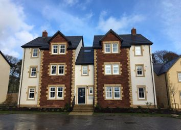 Thumbnail 2 bed flat to rent in Elphinstone Crescent, Biggar