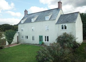 Thumbnail 6 bed detached house for sale in Eastbach, English Bicknor, Coleford, Gloucestershire