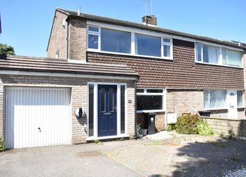 Thumbnail 3 bed semi-detached house for sale in Burrough Way, Winterbourne, Bristol