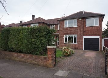 Thumbnail 4 bed semi-detached house for sale in Buckingham Road West, Heaton Moor