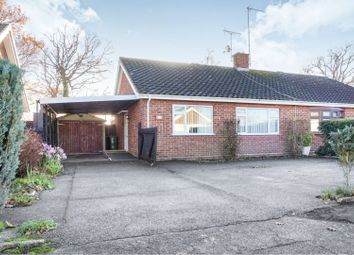Thumbnail 2 bed bungalow for sale in Cedar Avenue, Ipswich