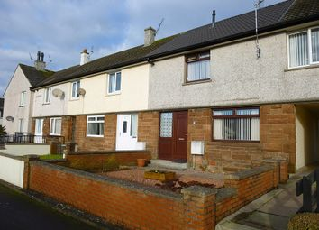 Thumbnail 2 bed terraced house for sale in Peveril Court, Lochside, Dumfries