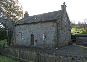 Thumbnail 2 bedroom detached house to rent in The Lodge, Barjarg Tower, Auldgirth