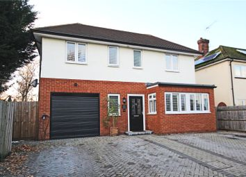 Thumbnail 4 bed detached house for sale in The Terrace, Addlestone, Surrey