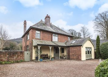 Thumbnail 5 bed detached house for sale in New Radnor, Powys