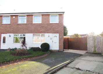 Thumbnail 2 bed semi-detached house for sale in Blandford Close, Alvaston, Derby
