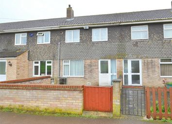 Thumbnail 3 bedroom terraced house for sale in Beech Close, Huntingdon, Cambridgeshire