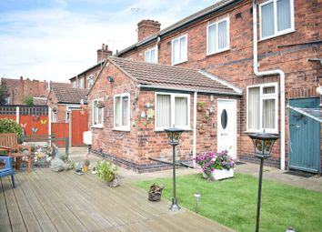 Thumbnail 4 bedroom end terrace house for sale in Station Road, Langwith Junction