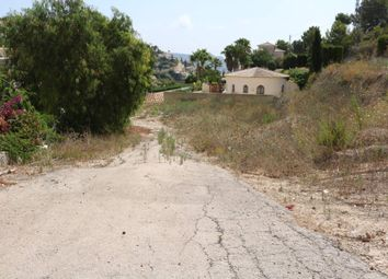 Thumbnail Land for sale in Moraira, Alicante, Spain