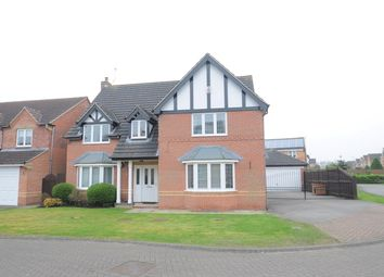 Thumbnail 5 bedroom detached house for sale in Ingleton, Elloughton, West Hull Villages