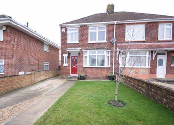 3 bed semi-detached house for sale in Fisgard Road, Gosport PO12