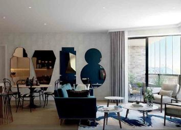 Thumbnail 1 bed flat for sale in The Crosse Block, London Square, Bermondsey