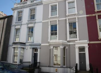 Thumbnail 1 bedroom flat to rent in Durnford Street, Plymouth