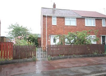 2 bed semi-detached house for sale in Canterbury Crescent, Willington, Crook DL15