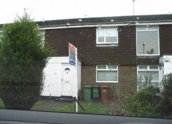 Thumbnail 2 bedroom flat to rent in Morval Close, Moorside