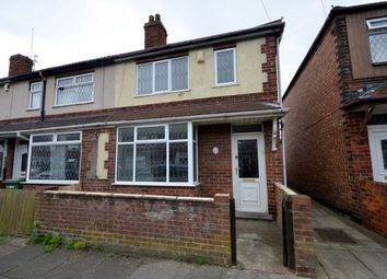 Thumbnail 3 bed terraced house to rent in Spring Bank, Grimsby
