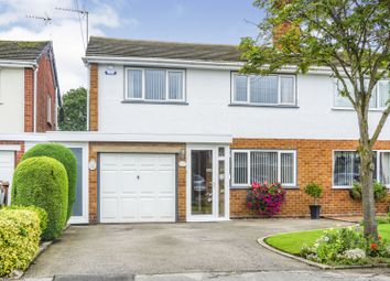 Oakfields Way, Catherine-De-Barnes, Solihull B91. 3 bed semi-detached house for sale