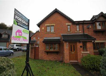 Thumbnail 3 bed semi-detached house for sale in Kiln Walk, Rochdale