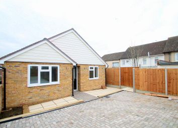Thumbnail 2 bed detached bungalow for sale in Crown Road, Milton Regis, Sittingbourne