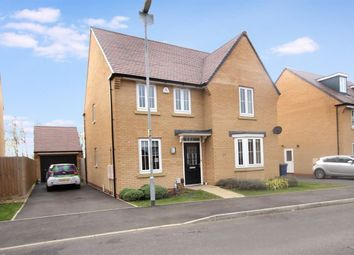 Thumbnail 4 bed property to rent in Trinity Way, Papworth Everard, Cambridge