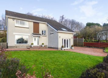 Thumbnail 5 bed detached house for sale in Locksley Avenue, Cumbernauld, Glasgow
