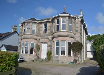 Thumbnail 3 bed flat for sale in Shore Road, Innellan, Dunoon