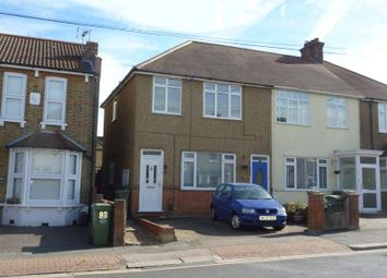 Thumbnail 2 bed flat to rent in Birkbeck Road, Sidcup