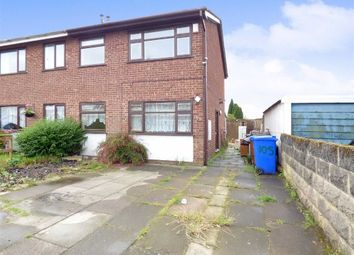 Thumbnail 3 bed semi-detached house for sale in Clayfield Grove West, Saxonfields, Stoke-On-Trent