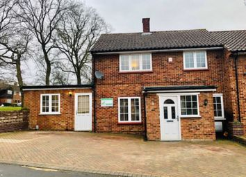 Thumbnail 4 bedroom semi-detached house to rent in Lindenhill Road, Bracknell