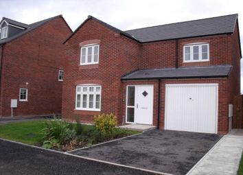 Thumbnail 4 bed detached house to rent in Speakman Way, Prescot
