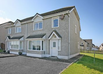 Thumbnail 3 bed semi-detached house for sale in 12 Moore Bay, Kilkee, Clare