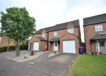 Thumbnail 3 bedroom detached house to rent in Quail Walk, Royston, Hertfordshire