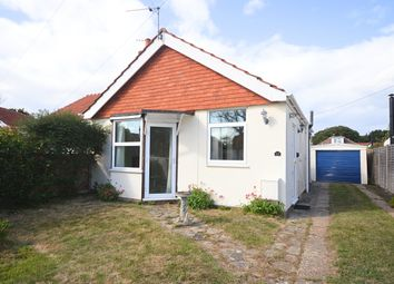 Thumbnail 2 bed semi-detached bungalow for sale in North Crescent, Hayling Island