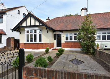 Thumbnail 2 bed bungalow for sale in Tudor Gardens, Shoeburyness, Southend-On-Sea, Essex