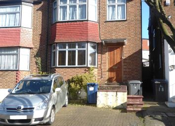 Thumbnail 3 bed property to rent in Grasvenor Avenue, Barnet