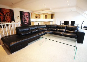 Thumbnail 3 bed flat for sale in Clarence Mill, Clarence Road, Cheshire East, Cheshire