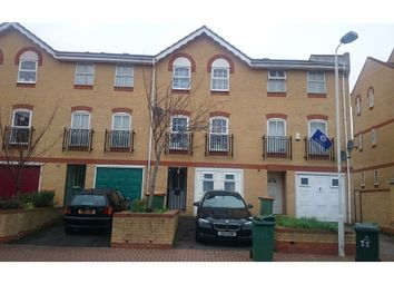 Thumbnail 1 bedroom terraced house to rent in Angelica Drive, Beckton