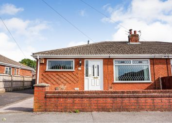 Thumbnail 3 bed bungalow for sale in Marmion Close, Warrington