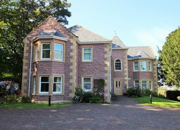 Thumbnail 2 bed flat for sale in The Park, Forres