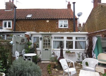 Thumbnail 2 bed end terrace house for sale in Victoria Cottages, Heacham, King's Lynn